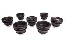 Zeiss CP2 Set of 7
