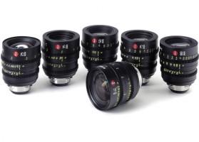 Leica Summicron-C T2.0 Lens Set (6 Lenses)