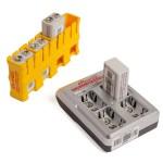 Rechargeable 9v Battery Kit (4)