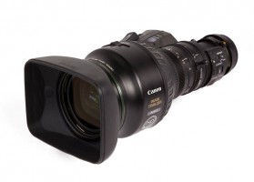Canon 8.5-128 (15x) Image Stabilized