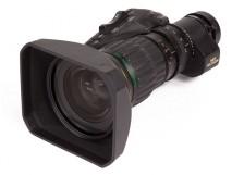 Fujinon 6.3-101mm (16x) w 2x