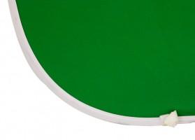 2.3m x 2.3m Green/Blue Screen
