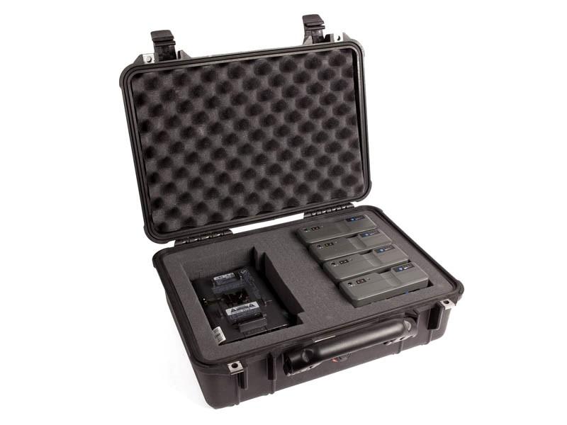V Lock Battery Kit 4 (Custom)