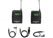 Sennheiser EW100 (G3) Radio Mic Kit