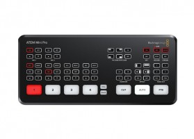 blackmagic switcher